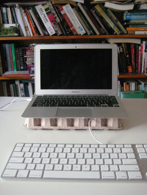 Laptop Stand Hack 2